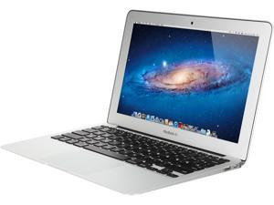 Apple Notebooks MacBook Air Apple MacBook Air MJVM2LL/A Intel Core i5 1.60 GHz 4 GB Memory 128 GB SSD Intel HD Graphics 6000 11.6""