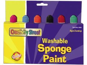 Chenille Kraft No-Spill Washable Sponge Paint