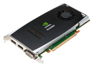 Dell Quadro FX 1800 768MB 192-bit GDDR3 Workstation Video Card P418M