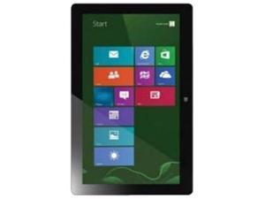 Visual Land ME10W16GBBLK 10In 16Gb Windows 8.1 Tab Intel Qc With Keyboard Office 365 2Mp/5Mp
