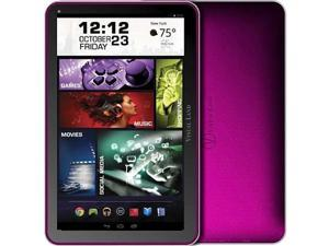 Visual Land ME-10Q-16GB-PNK Prestige Elite 10Q 10In 16Gb Android 4.4 Qc Pink Google Play