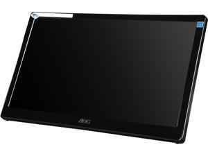 AOC e1659Fwux Full HD USB 3.0 Powered Portable monitor, 1920 x1080, w/case
