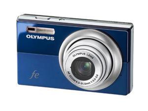 OLYMPUS FE-5010 Navy 12.0 MP 5X Optical Zoom Digital Camera