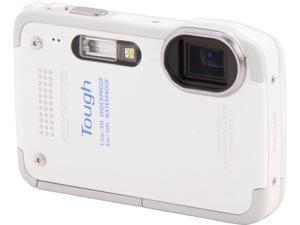 "OLYMPUS Tough TG-630 iHS V104110WU000 White 12 MP 3.0"" 460K Digital Camera"