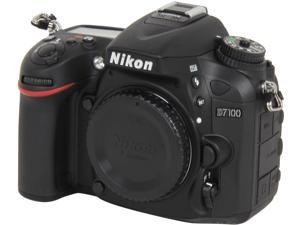 Nikon D7100 1513 Black 24.1 MP Digital SLR Camera - Body