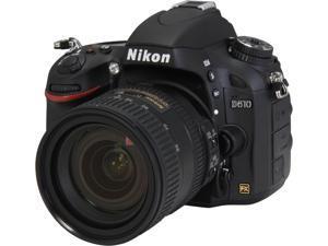 Nikon D610 13305 Black 24.3 MP Digital SLR Camera Kit w/ 24-85mm VR Lens