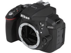 Nikon D5300 1519 Black 24.2 MP Digital SLR Camera - Body