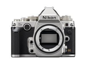 Nikon Df 1526 Silver 16.2 MP Digital SLR Camera - Body