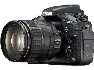 Nikon D810 1556 Black 36.3 MP Digital SLR Camera with 24-120mm Lens