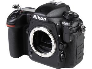 Nikon D500 1559 Black 20.90 MP Digital SLR Camera - Body