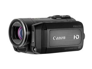 Canon  VIXIA HF20  Black Full HD Dual Flash Memory Camcorder