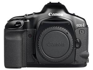 Canon EOS-1v (2043A005) Black Digital SLR Camera - Body