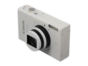 Canon PowerShot ELPH 530 HS 6163B001 White 10.1 MP 28mm Wide Angle Digital Camera