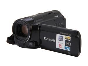 Canon VIXIA HF M500 (6096B001) Black Full HD Flash Memory Camcorder