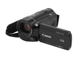 Canon VIXIA HF M50 (6094B001) Black Full HD Flash Memory Camcorder