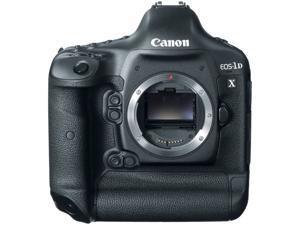 Canon EOS-1D X (5253B002) Black 18.1 MP Digital SLR Cameras