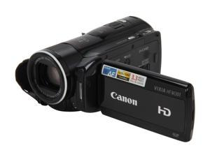Canon VIXIA HF M301 (4361B018) Black High Definition Flash Memory Camcorder
