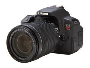 Canon EOS T4i 18.0 MP CMOS Digital SLR with 18-135mm EF-S IS STM Lens