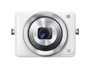 Canon PowerShot 12.1 Megapixel Compact Camera - White