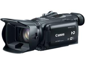 "Canon VIXIA HF G30 8454B001 Black 1/2.8"" CMOS 3.5"" 1.23 MP Touch LCD 20X Optical Zoom Full HD HDD/Flash Memory Camcorder"