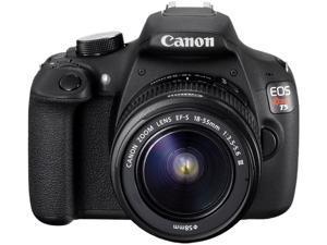 Canon 9126B005 EOS REBEL T5 W/18-55 DC III