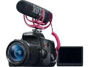 Canon 0591C024 EOS Rebel T6i Video Creator Kit