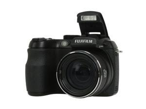 FUJIFILM FinePix S1000fd Black 10.0 MP 12X Optical Zoom Digital Camera