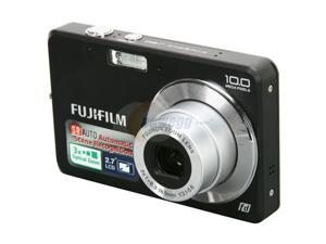 FUJIFILM FinePix J20 Black 10.0 MP 3X Optical Zoom Digital Camera