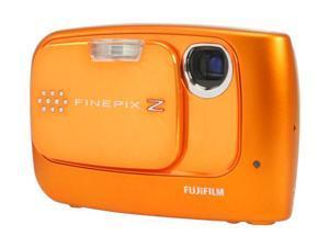 FUJIFILM FINEPIX Z30 Orange 10.0 MP 3X Optical Zoom Digital Camera