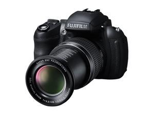 FUJIFILM HS30EXR 600011764 Black 16.0 MP Wide Angle Digital Camera