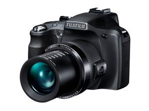FUJIFILM FinePix SL280 600011761 Black 14 MP 24mm Wide Angle Digital Camera