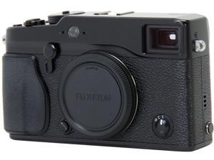 "FUJIFILM X-Pro1 16225391 Black 16.3 MP 3.0"" 1230K LCD Digital Camera - Body"