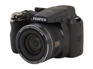 FUJIFILM S3280 600009116 Black 14.0 MP Digital Camera