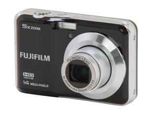 FUJIFILM FinePix AX500 Black 14 MP Digital Camera