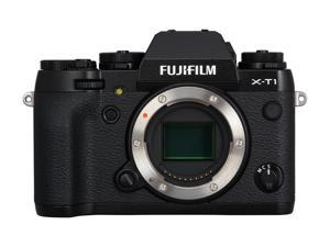 "FUJIFILM X-T1 16421452 Black 16.3 MP 3.0"" 1040K LCD Digital Camera - Body Only"