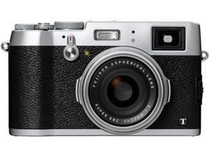 FUJIFILM X100T 16440616 Silver 16.3 MP Digital Camera HDTV Output