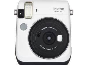 FUJIFILM Mini 70 16496043 Film Camera - Moon White