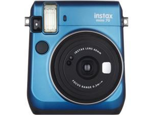 FUJIFILM Mini 70 16496081 Film Camera - Island Blue