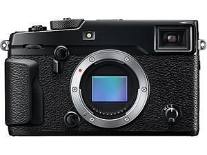 FUJIFILM X-Pro2 16488618 Black 24.3 MP Aspect ratio 3:2, approx 1.62 millions dots LCD Digital Camera - Body Only