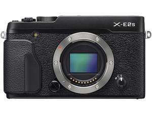 FUJIFILM X-E2S 16499198 Black 16.3 MP Aspect ratio 3:2, approx. 1,040K-dot, color LCD monitor LCD Digital Camera - Body Only