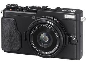 FUJIFILM X70 Black 16.3 MP Digital Camera