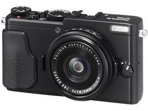 FUJIFILM X70 Black 16.3 MP Digital Camera