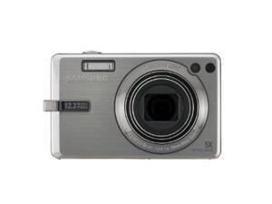SAMSUNG SL820 Silver 12.2 MP 28mm Wide Angle Digital Camera