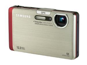 SAMSUNG CL65 Silver 12.2 MP Digital Camera