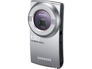 SAMSUNG HMX-U20 Silver 154 K LCD Full HD Pocket Camcorder