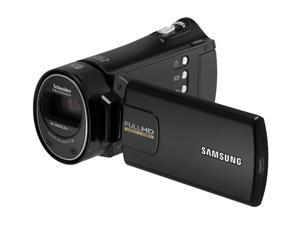 SAMSUNG H304 Black Full HD HDD/Flash Memory Camcorder