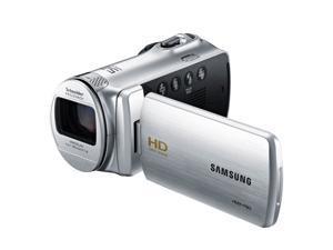 SAMSUNG F80SN (HMX-F80SN/XAA) Silver Full HD Camcorder