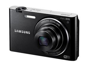SAMSUNG MV900F EC-MV900FBPBUS Black 16.31MP 25mm Wide Angle Digital Camera HDTV Output