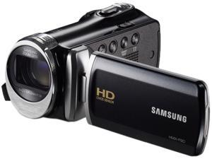 SAMSUNG F90BN HMX-F90BN/XAA Black High Definition HDD/Flash Memory Camcorder
