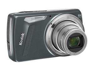 Kodak EasyShare M580 Blue 14 MP 8X Optical Zoom 28mm Wide Angle Digital Camera